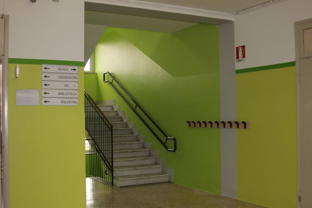 Finitura Fotocatalitica Fotosan – Scuola Elementare Guanzate