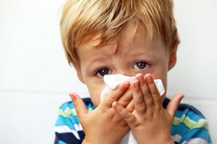 I bambini e le patologie legate alla sindrome dell'edificio malato