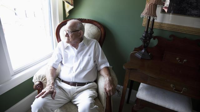 Gli anziani e le patologie legate alla sindrome dell'edificio malato
