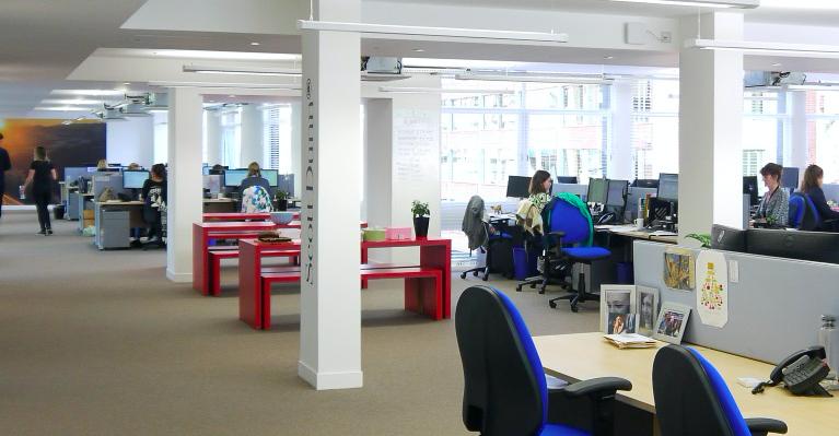 Avere aria più sana nel tuo ufficio