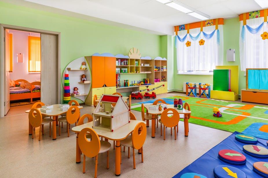 Asili nido e scuole: aria pura per i nostri bambini